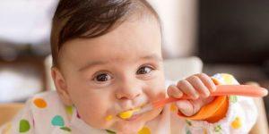 7 правила за хранителния режим на бебето